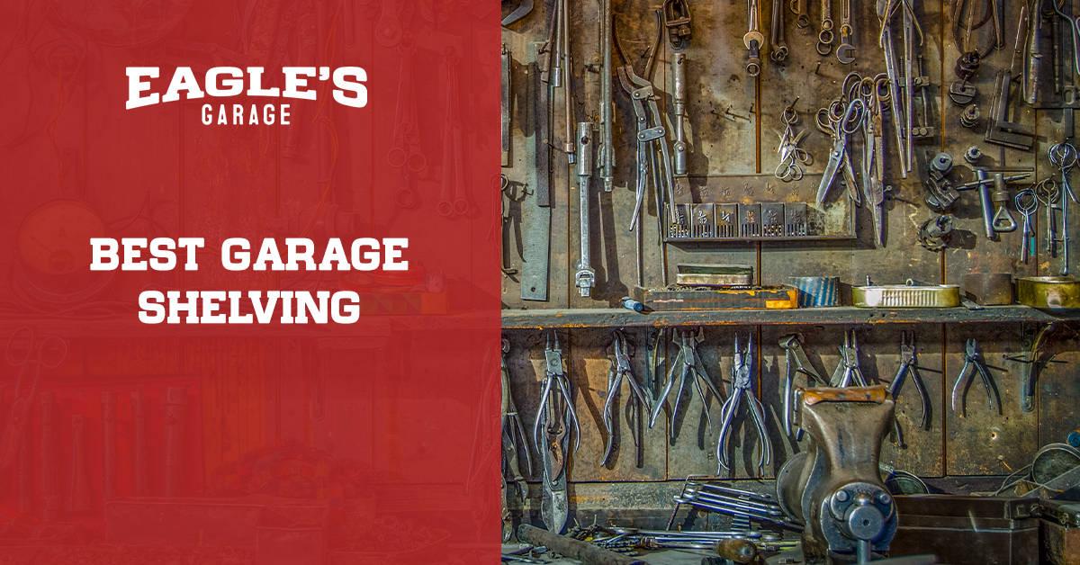 best garage shelving