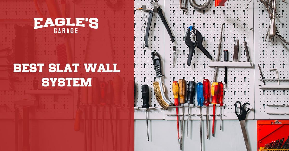 best slat wall system