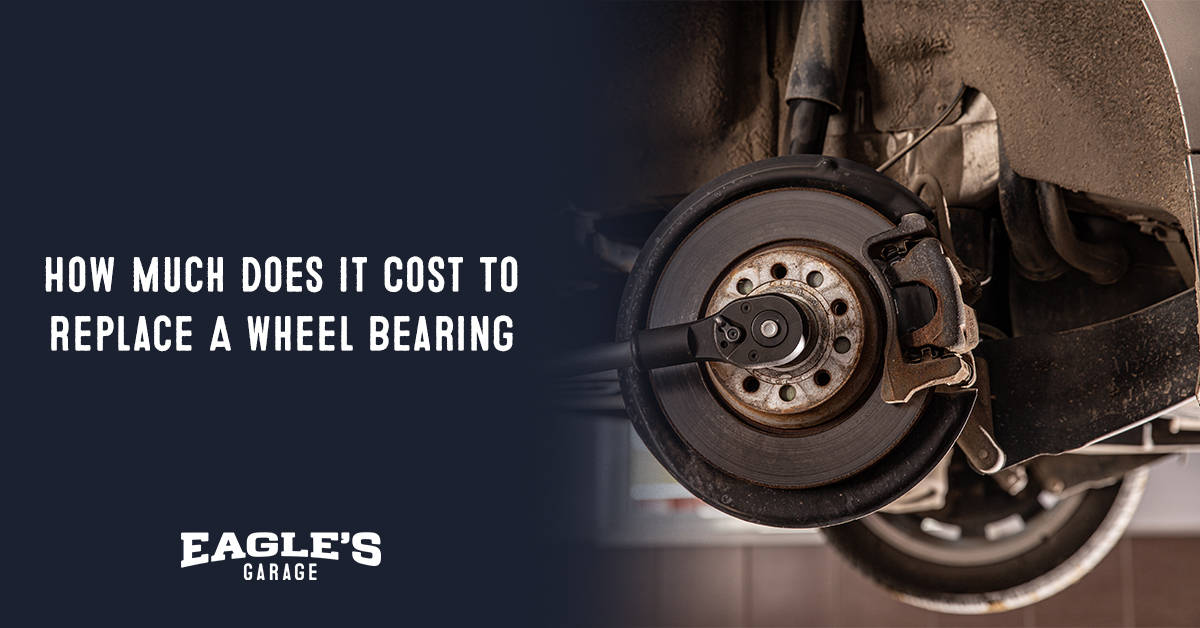 how much does it cost to replace a wheel bearing