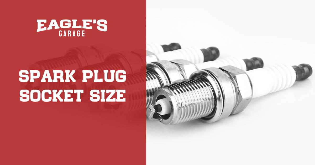 spark plug socket size