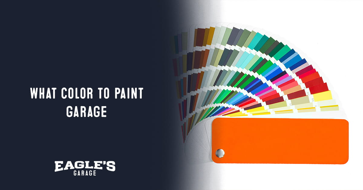 what color to paint garage