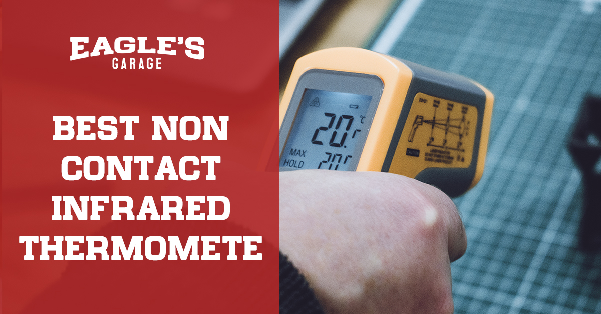 best non contact infrared thermometer